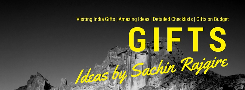 Going to India for Visit Gifts Ideas Blog