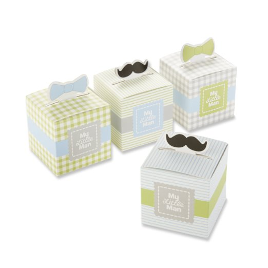 My Little man Favor Box of 24