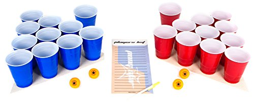 Beer Pong kit Adult drinking games