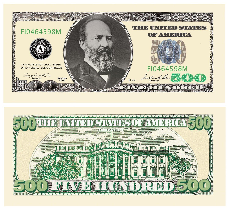 Fake Money in Dollars as Diwali gift