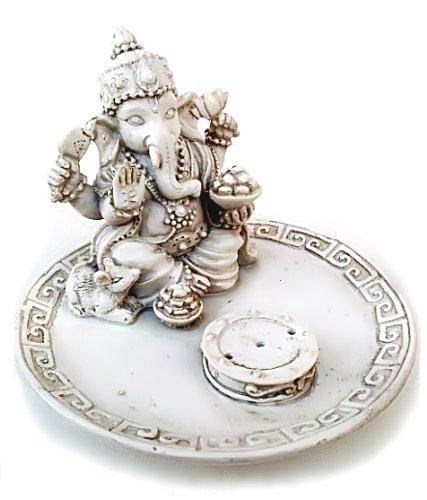 Ganesha incense stick holder