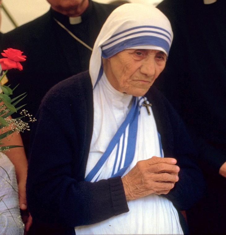 Mother Teresa Indian theme Halloween Dress