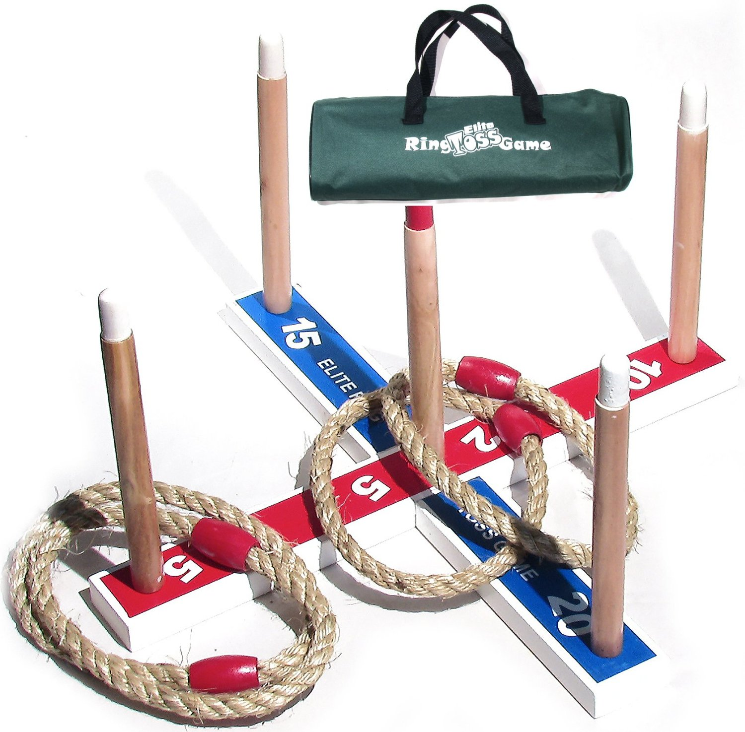 Ring Toss Party Game Idea