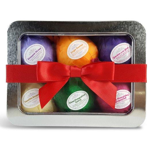 bath bombs for diwali gift idea
