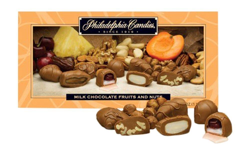 chocolate covered fruits Diwali gift box