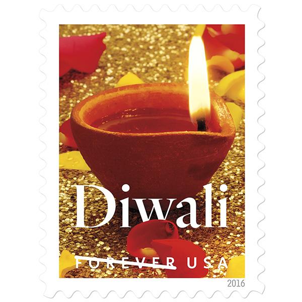 USPS Diwali Stamp online