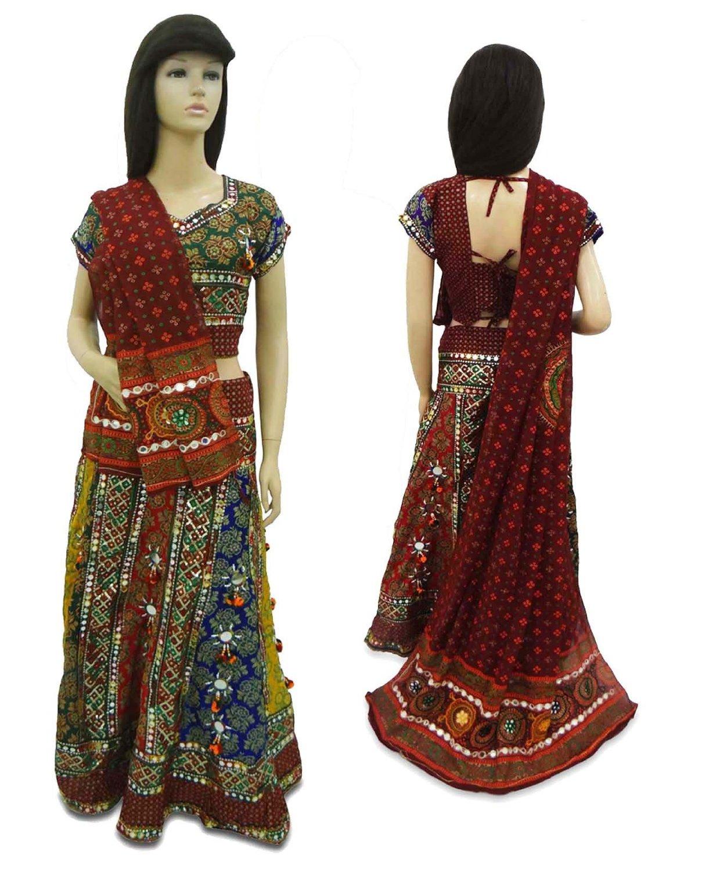 gujrati dandia dress as halloween dress idea