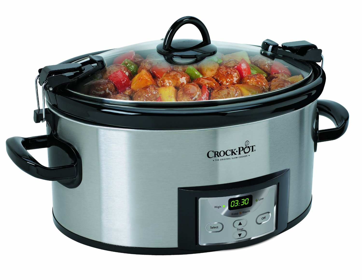 slow cooker as anniversary gift for busy working wife