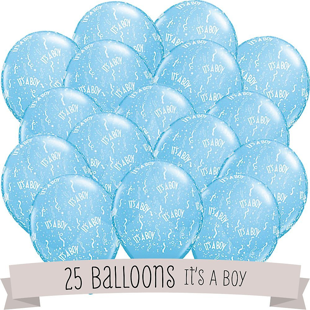 Its a boy baby shower decoration