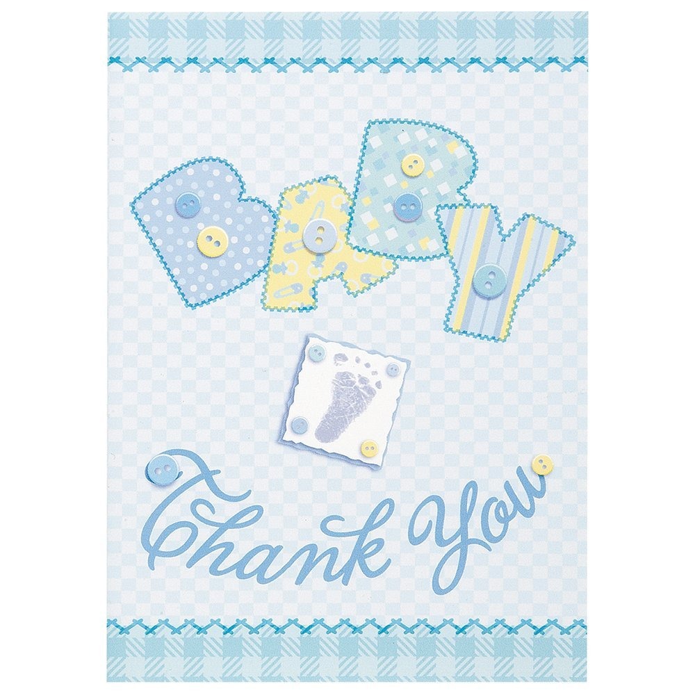 baby shower thank you notes forevernowcenterus