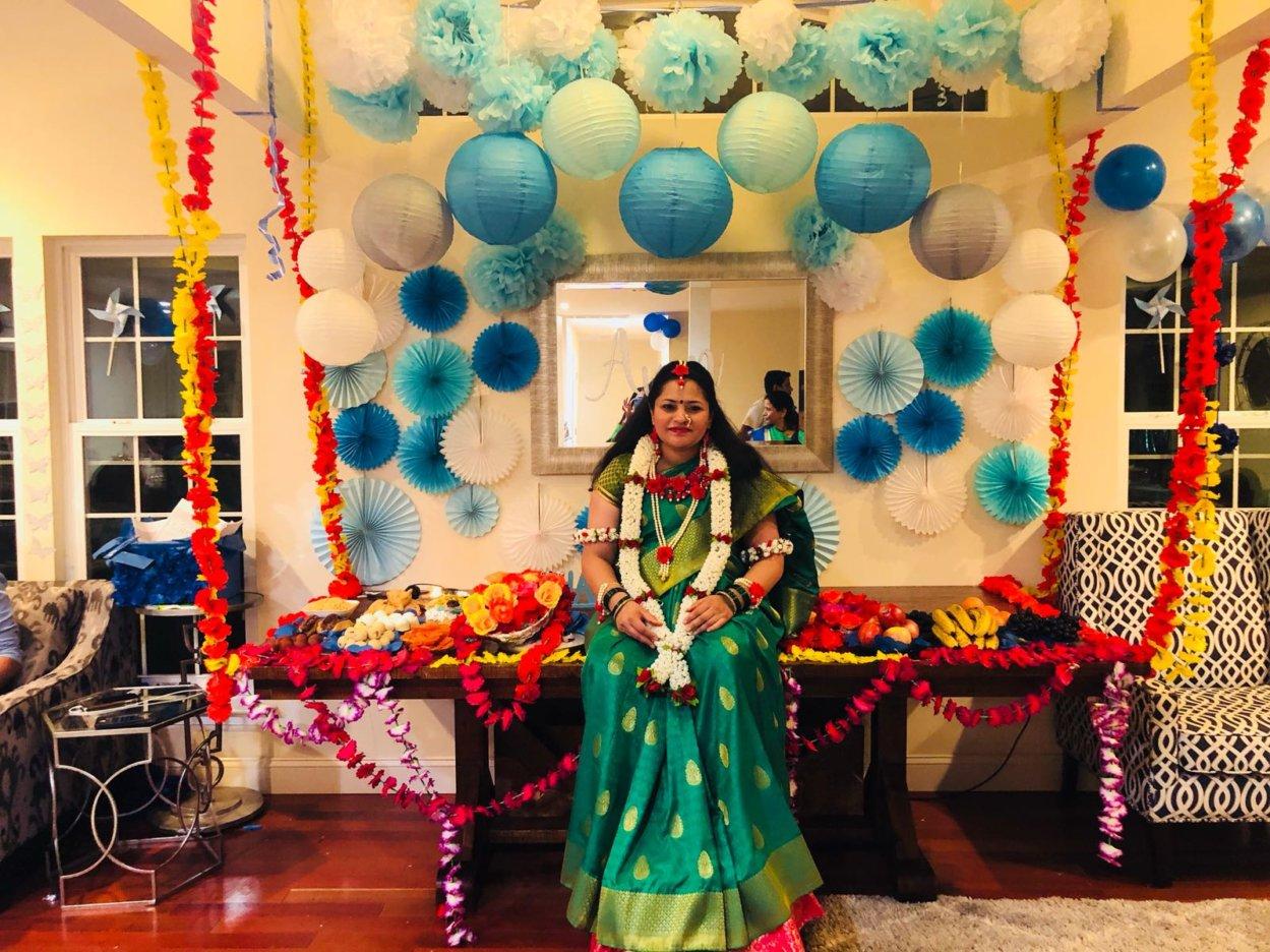 Indian Baby Shower Decoration Ideas And Checklist,White Tile Bathroom Floor Designs