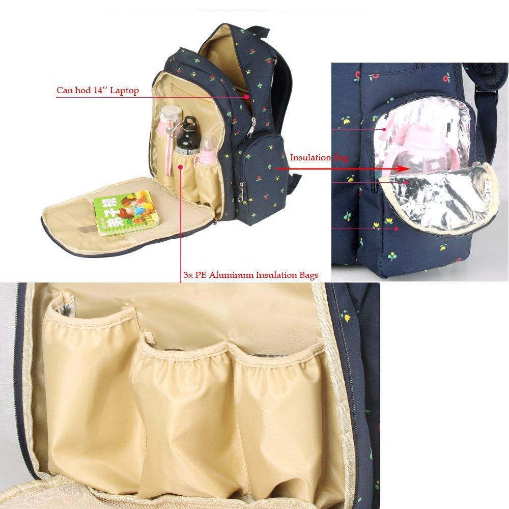 stroller backpack baby bag