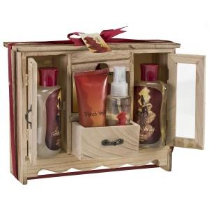 French Vanilla Beauty Gift Set