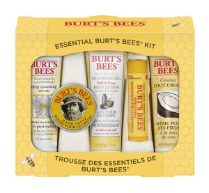 Burt Bees Essential Beauty Kit