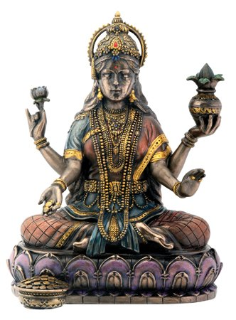 Statue of Goddess lakshmi for Diwali