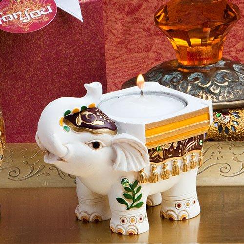 Elephant Candle Holders