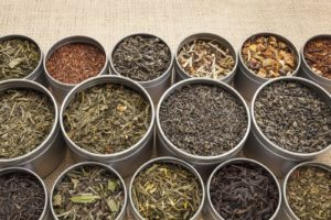 bigstock-samples-of-loose-leaf-green-w-39975238