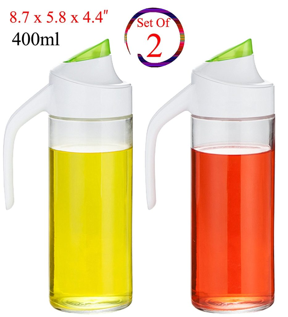 Non drip oil dispenser