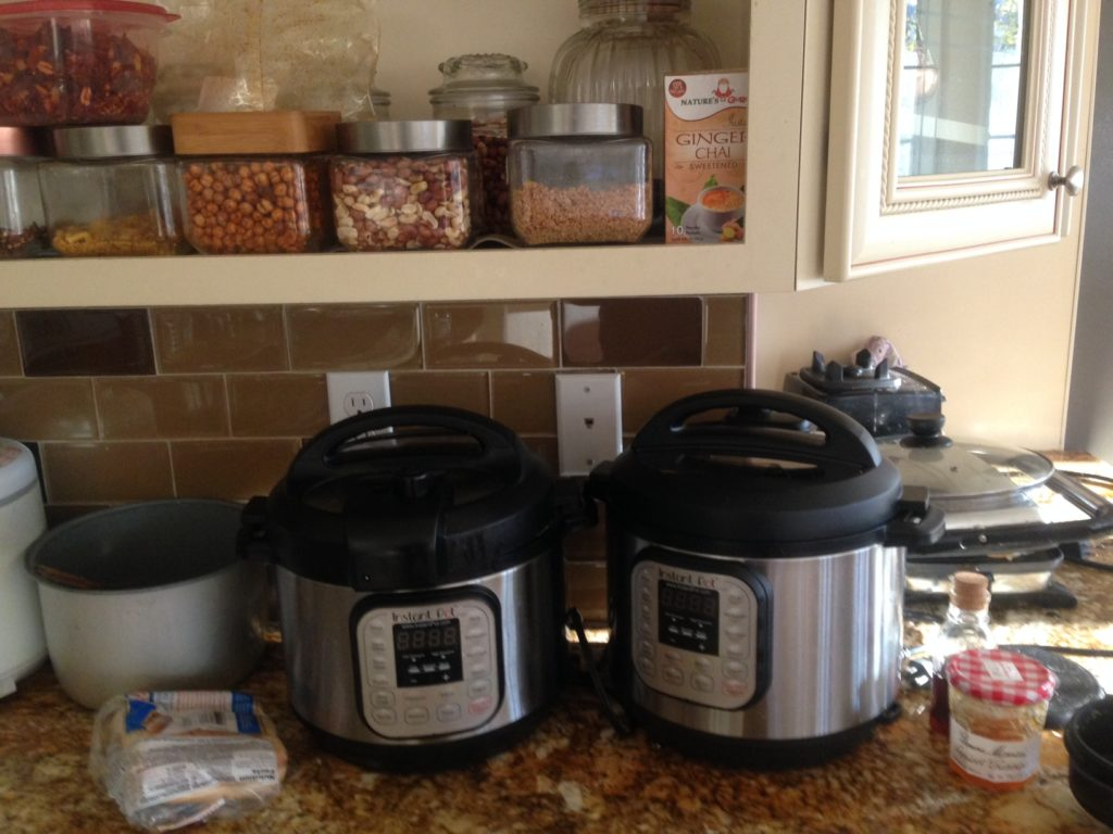 Ou2 2 instant pot and accessories
